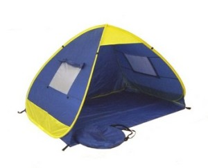 Easiest Tent To Set Up - Genji Pop up tent